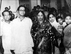 Guru Dutt And Geeta Dutt wedding 1953