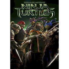 Teenage Muntant Ninja Turtles (DVD)
