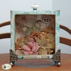 "tim holtz shadow box ideas | Tim Holtz Configurations 5.5 x 5.5"" TH92883 - Tim Holtz Idea-ology ..."