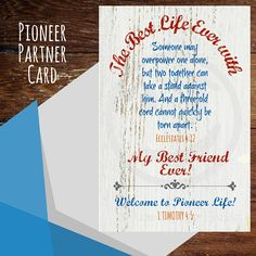 One of the best moments of a Theocratic Career is when your mate can join you in full-time service. Its a special feeling that deserves a special card. When you receive the digital file simply print in out on a regular size sheet of printer paper (the higher quality the paper the