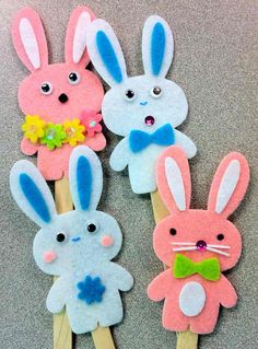 Now all the people are interested in crafts so they make searching easy crafts for kids so here we have some latest and best 27 Easy Easter crafts for kids Easter Arts And Crafts, Easter Crafts For Toddlers, Spring Crafts For Kids, Bunny Crafts, Easter Activities, Easter Crafts For Kids, Toddler Crafts, Preschool Crafts, Felt Crafts