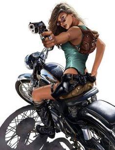 My Childhood Superhero! Loves her Tomb Raider - Lara Croft by Stefan Valkanov Art Manga, Manga Anime, Comic Books Art, Comic Art, Marvel Dc, Super Heroine, Tomb Raider Lara Croft, Pin Up, Bd Comics
