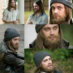 Tom Payne as Paul Rovia aka Jesus (The Walking Dead)