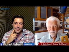"""Meet the """"Father of the Cellphone,"""" Dr. Martin Cooper - YouTube"""