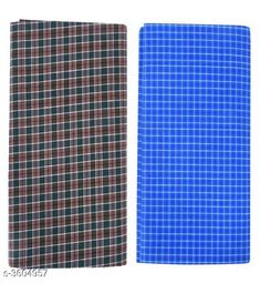 Dhotis, Mundus & Lungis  Finesse Cotton Lungi Material: Cotton Size ( L X W ) : 2.25 Mtr  Description: It Has 2 Pieces Of Lungies  Pattern: Checkered   Sizes Available: Free Size   Catalog Rating: ★4.1 (1199)  Catalog Name: Urban Finesse Cotton Lungi Vol 14 CatalogID_502574 C66-SC1204 Code: 092-3604957-078