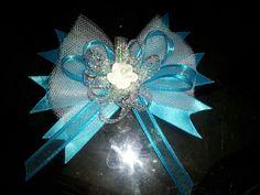 Metallic blue :-)
