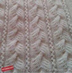 72 Tane Bayan Yelek Örnekleri-Örgü Yelekler Tığ İşi,Örgü Anne Yelek Mod… 72 Grain Women's Vest Samples-Knitting Vests Crochet, Knitting Mother Vest Models- Dowry Knitting Vests to put on the dowry-Stylish Skewers from Each Other Women's Knitted Vests. Baby Knitting Patterns, Knitting Stiches, Cable Knitting, Knitting Videos, Crochet Videos, Knitting Designs, Crochet Stitches, Stitch Patterns, Knit Crochet