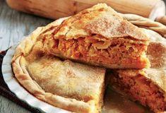 Τυρόπιτα µε κίτρινη κολοκύθα-featured_image Cheese Pies, Greek Recipes, Apple Pie, Recipies, Oven, Rolls, Food And Drink, Favorite Recipes, Sweet