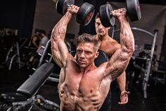 Steve Cook Muscle and Fitness Magazine Full Body Workouts, Full Body Workout Program, Full Body Workout Routine, Killer Workouts, Workout Schedule, Workout Programs, Fun Workouts, Workout Guide, Workout Routines