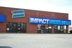 Blockbuster TNA wtestling