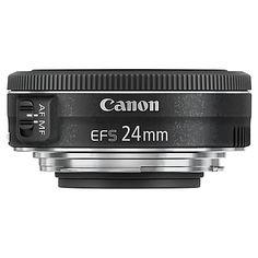 Buy Canon EF-S 24mm f/2.8 STM Lens Online at johnlewis.com