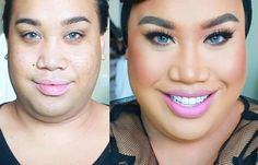 The Makeup Vlogger We Want to Be Best Friends with - Cosmopolitan SA Beauty Hacks For Hair Videos, Patrick Starr, Salon Pictures, Beauty Quotes For Women, Old Makeup, Healthy People 2020 Goals, Beauty News, 25 Years Old, Beauty Editorial