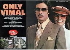 Only Vimal advertisement