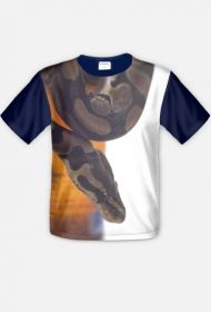 FEL-snake męska 2 Snake, Tees, Fashion, Moda, T Shirts, Fashion Styles, A Snake, Fashion Illustrations, Snakes