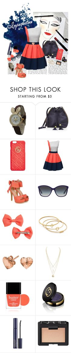 """""""Imperfection"""" by dancelover-567 ❤ liked on Polyvore featuring Creatures of the Wind, Olivia Pratt, BCBGMAXAZRIA, GUESS, Lattori, JY Shoes, Dolce&Gabbana, H&M, Madewell and Dower & Hall"""