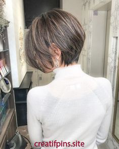 What kind of skin color does chestnut brown suit? – Page… What kind of skin color does chestnut brown suit? – Page 2 – Hairstyle Asian Bob Haircut, Bob Style Haircuts, Short Hair With Layers, Short Hair Cuts For Women, Short Hair Styles, A Line Bob With Bangs, Bob Hairstyles For Fine Hair, Undercut Hairstyles, Asian Short Hairstyles