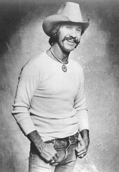 Marty Robbins - no other singer like him.