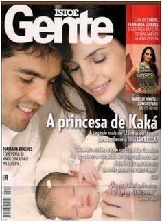 Isto é Gente – Kaká's Princess