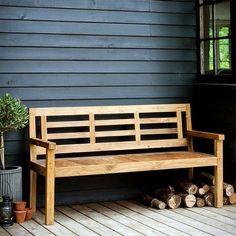 Swell 406 Best Teak Outdoor Furniture Images In 2019 Interior Design Ideas Skatsoteloinfo