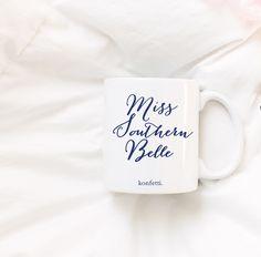 Miss Southern Belle Mug