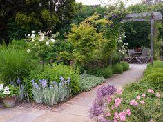 Town #garden in June