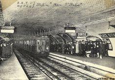 Tramway, Paris Metro, Paris Arrondissement, London Underground, France, Paris Photos, Train Station, Glasgow, Old Photos