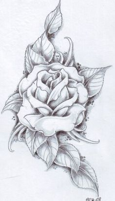 white tattoo pictures | Black and white rose tattoos for women pictures 4