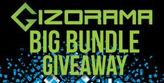 GIZORAMA Big Bundle Giveaway - http://www.gizorama.com/giveaway/gizorama-big-bundle-giveaway/