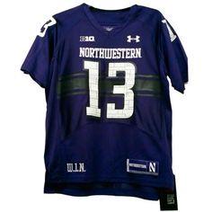 Home No. 13 purple jersey.