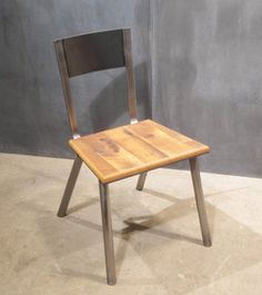 Industrial Cafe Chairs