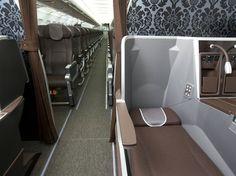 British Airways' newly refurbished A321 aircraft: