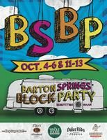 Still time to RSVP for this weekend! Come to our party in Austin, Texas! The Barton Springs Block Party Benefitting HAAM - RSVP link Weekend 2