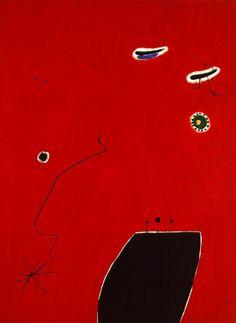 Joan Miró – Landscape, 1976