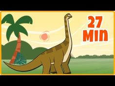 La vie des Dinosaures - Compilation #1   30min - YouTube Homeschool, Album, Teacher, Letters, Science, Songs, Activities, Youtube, Films
