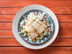 Deze week kook je met een uniek visje. Victoriabaars is een van de grootste zoetwatervissen ter wereld. Hij kan tot wel 2 meter groot worden! De tabouleh die je erbij eet is fris dankzij een dressing van Turkse yoghurt en radijs. Je gebruikt ook de bladeren van de radijs, zonde om weg te gooien!