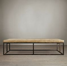 Best Restoration Hardware Look Alikes Images On Pinterest - Restoration hardware coffee table look alike
