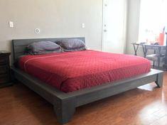 Platform Bed - buildsomething.com