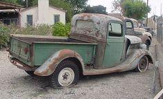 Long resume?   '37 Ford trucks