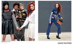 Louis Vuitton AW17 campaign