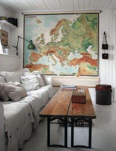 banc,table basse,table basse idéale,inspirations pinterest,un banc en table basse,inspiration,déco,home,decoration,salon,design,new,nouveauté,ikea