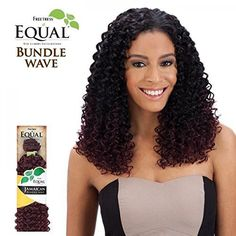 FreeTress Equal Jamaican Weave Bundle Wave 18 (2) * This is an Amazon Affiliate link. You can get more details by clicking on the image.