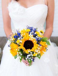 Modelo de ramo de novia para el verano de 2015 #noviasCiudadReal #Ciudadreal #novias2015