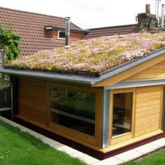 Green Eco-friendly Roofing Systems from SkyGarden