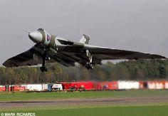 Brittish Vulcan Bomber-UK