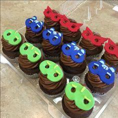 Image result for pj masks cupcakes