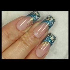 I love cute nails