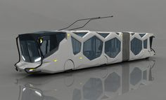 OUTBOX - trolleybus concept