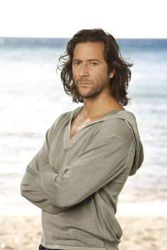Desmond Hume | Lost (Henry Ian Cusick)