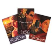 This is a series by author, Kristen Heitzmann. She is in my top five favorite Christian fiction authors. Her books are interesting and her characters display real-life problems/scenarios that capture your attention and leave you wanting to read more. I highly recommend reading these books!