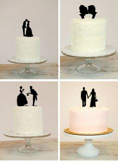 "Cake topper.  Like this...but of us high-fiving and an explosion in the background.  Oh, and the words ""Fuck Yeah!"" written elegantly on an extremely formal cake....a formal cake that's secretly a rainbow cake!"